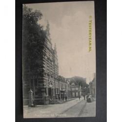 Naarden ca. 1905 - marktstraat met stadhuis