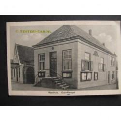 Oudkarspel ca. 1920 - raadhuis