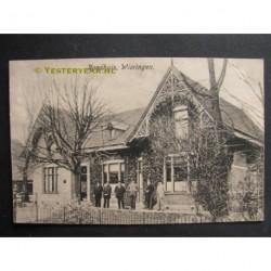 Wieringen 1920 - raadhuis