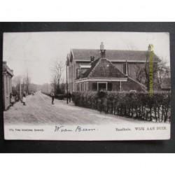 Wijk aan Duin 1905 - raadhuis