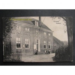 Wormer 1920 - raadhuis
