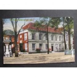Wormerveer ca. 1915 - gemeentehuis