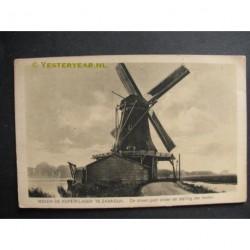 Zaandijk ca. 1915 - molen de Koperslager