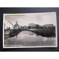 Hooge Zwaluwe ca. 1940 - Boezemgezicht
