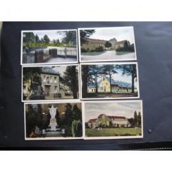 Boekel ca. 1960 - Huize Padua - serie 6 stuks