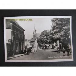 Aalten 1955 - Zand en Kerkstraat