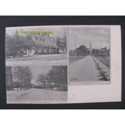 Barchem 1910 - dorpsgezichten