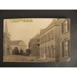 Gendringen 1913 - Hoofdstraat - fotokaart