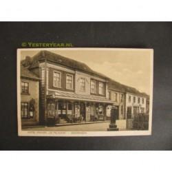 Gendringen ca. 1925 - hotel Knaven de Pelikaan