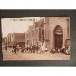 Krommenie ca. 1910 - Zuiderhoofdstraat