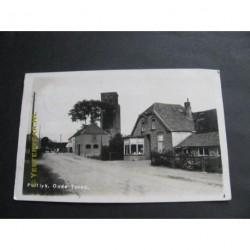 Puiflijk 1936 - Oude Toren - fotokaart
