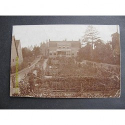 Rumpt 1912 - Huize van Kessel - fotokaart