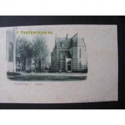 Assen ca. 1905 - Postkantoor