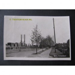 Beilen 1948 - Stationslaan