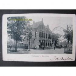 Coevorden 1903 - Postkantoor
