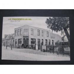 Dwingeloo ca. 1905 Hotel Zantige