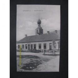 Dwingeloo 1944 - gemeentehuis