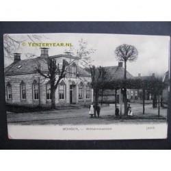 Borger ca. 1910 - Wilhelminaboom