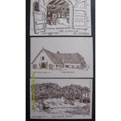 Eerde 1925 - naar tekeningen - kamp