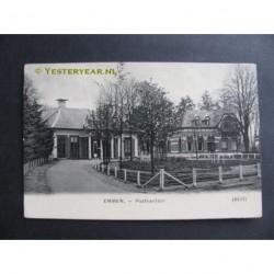 Emmen ca. 1910 - Postkantoor