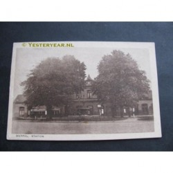 Meppel 1929 - Station