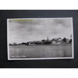 Arcen 1950 - langs de Maas