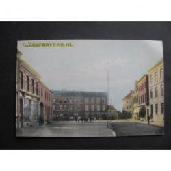 Kerkrade ca. 1920 - markt