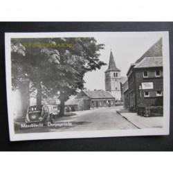 Maasbracht 1950 - dorpsgezicht