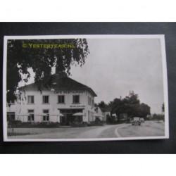 Mook 1945 - de Molenhoek - Rijksweg fotokaart