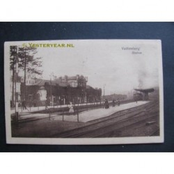 Valkenburg 1926 - Station