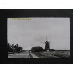 Budel 1967 - Grootschoterweg Budel-Schoot