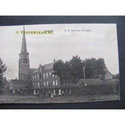 Liempde 1914 - Kerk en klooster
