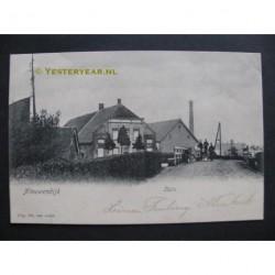 Nieuwendijk 1903 - Sluis