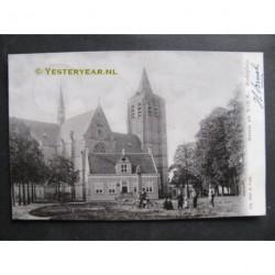 Wouw 1903 - Marktplein