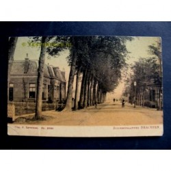 Drachten ca. 1905 - Zuiderstraatweg