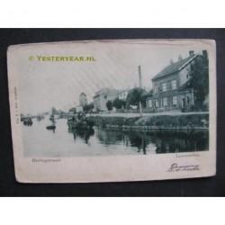 Leeuwarden ca. 1910 - Harlingervaar