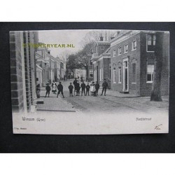 Winsum 1905 - dorpsgezicht