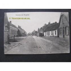 Rucphen 1910 - dorpsstraat
