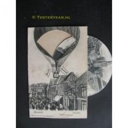 Barneveld 1906 - Eiermarkt-ballon draaischijf