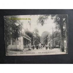 Beek 1914 - Hotel Musschenberg - grens