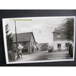 Beekbergen 1955 - Kruispunt Smittenberg