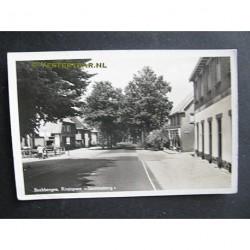 Beekbergen 1950 - kruispunt Smittenberg