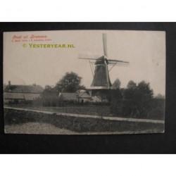 Brummen 1915 - groet uit - molen