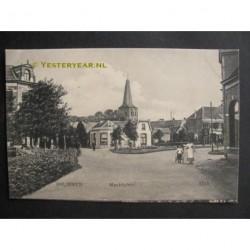 Brummen 1915 - Marktplein