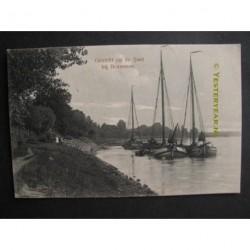 Brummen 1915 - gezicht op de IJssel