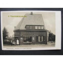 Doetichem ca. 1925 - groeten uit Kleinteskamp
