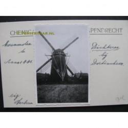 Dichteren bij Doetinchem 1925 - korenmolen - foto