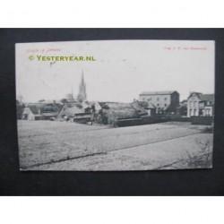 Druten 1907 - gezicht op dorp