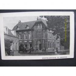 Druten 1939 - postkantoor