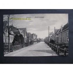 Ermelo 1905 - Stationsweg